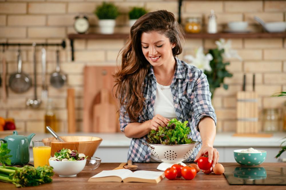 تغذیه برای درمان لاغری