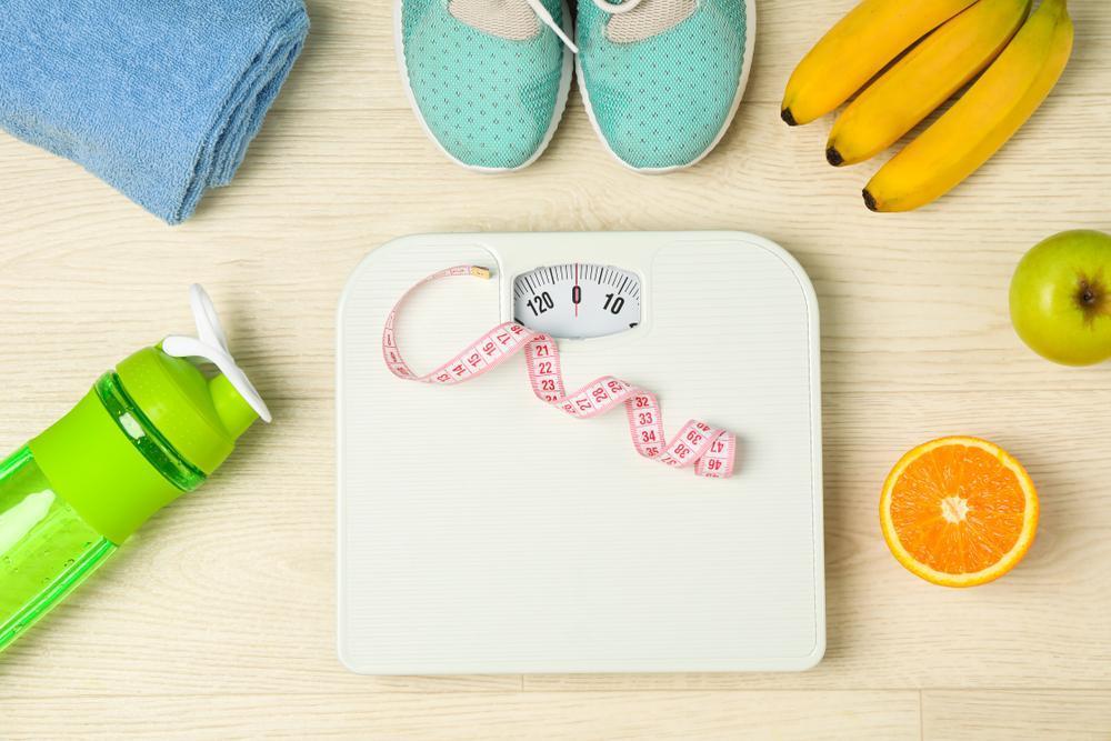 از بین بردن کمبود وزن