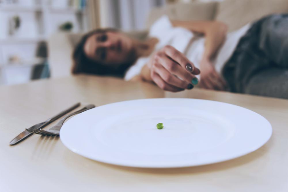 لاغری با تغذیه
