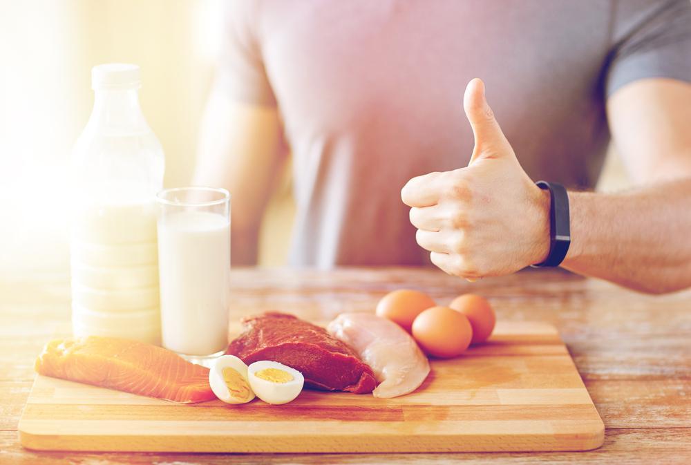 پروتئینی برای ورزشکاران