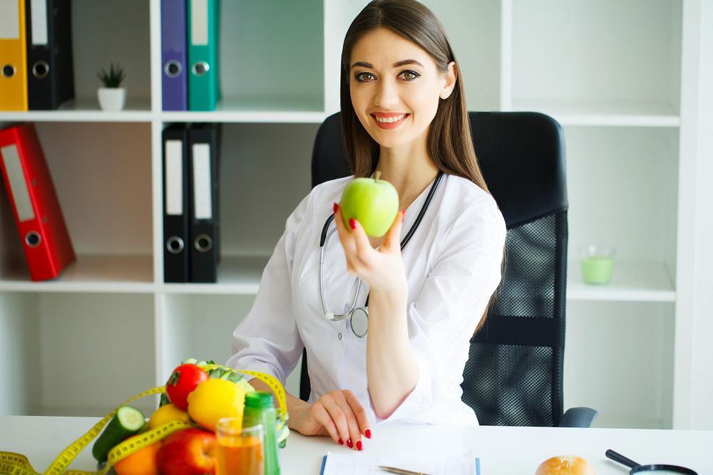 مشاور تغذیه برای قرص لاغری