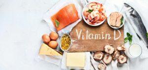 برای کمبود ویتامین D چه بخوریم