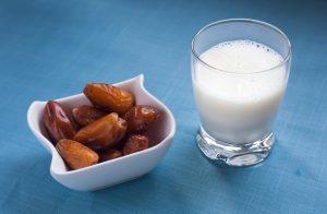 بررسی رژیم لاغری شیر و خرما