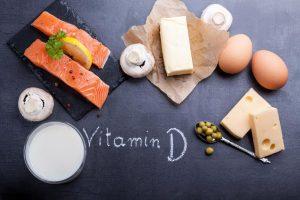 ویتامین D برای سالمندان