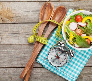 آشنایی با بهترین زمان غذا خوردن برای کاهش وزن سریع