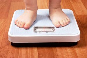 افزایش وزن کودکان