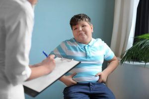 درمان پرخوری در کودکان
