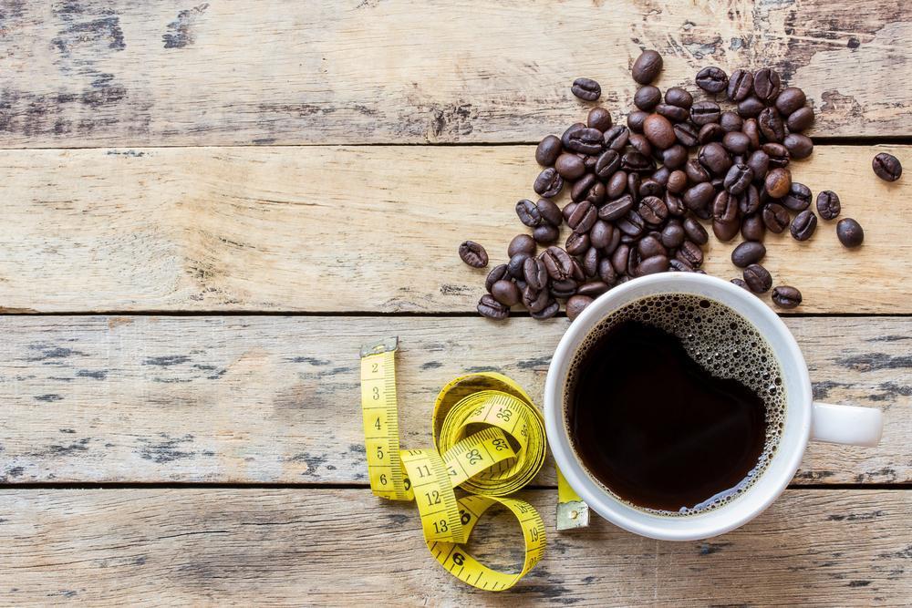 لاغری با قهوه