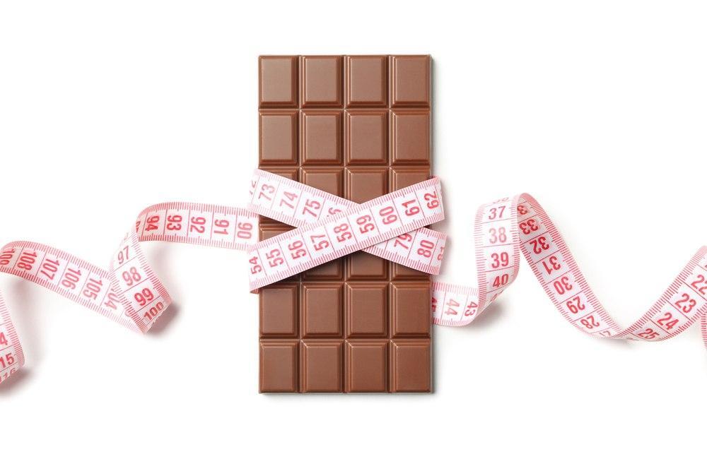 شکلات تلخ برای کاهش وزن و لاغری