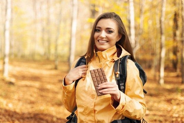 شکلات تلخ برای افزایش چربی سوزی