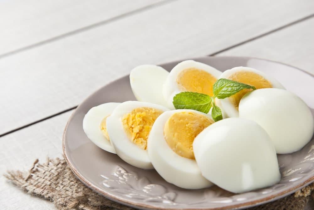 زرده تخم مرغ برای ویتامین د