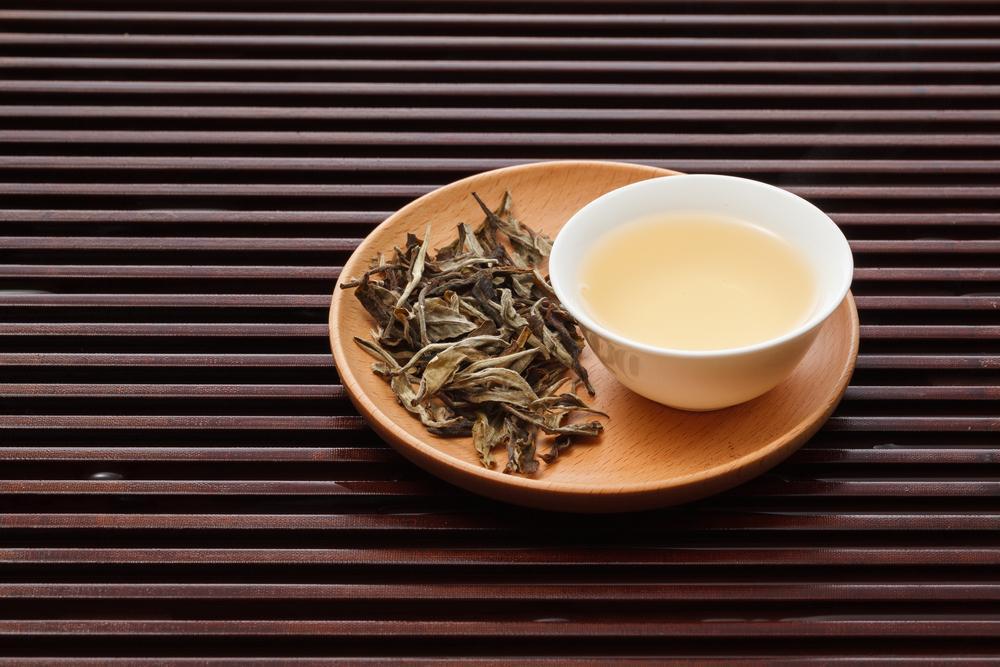 کاهش وزن با چای سفید
