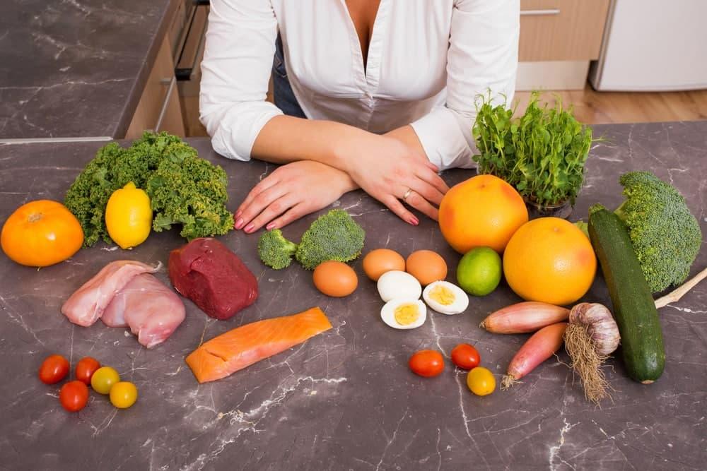 غذاهای دارای کربوهیدرات سالم
