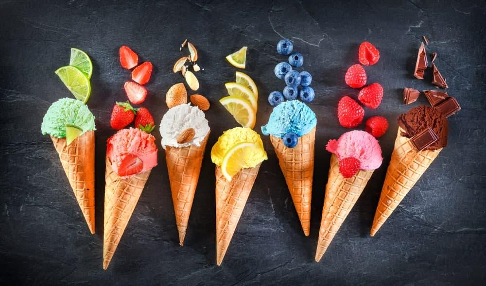 رژیم بستنی چگونه است