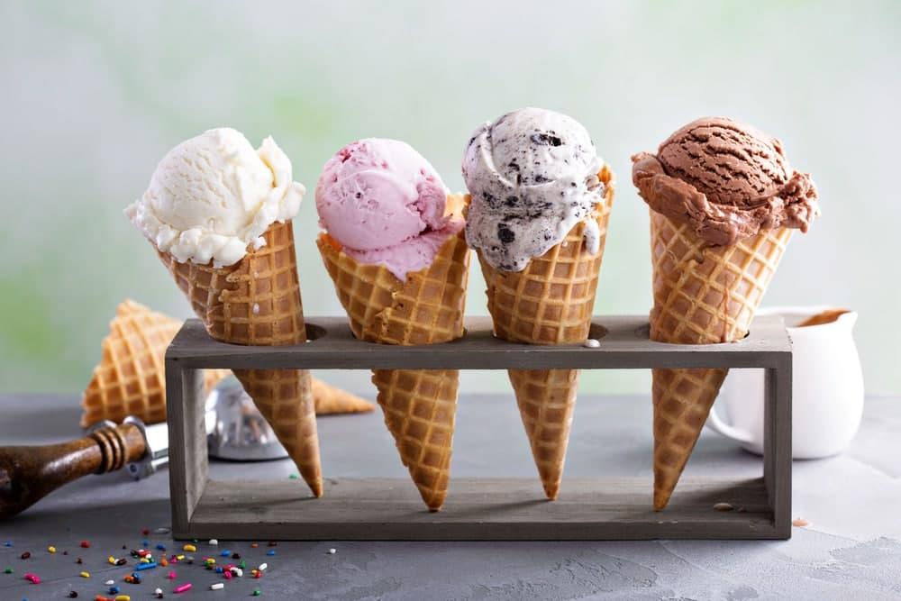 رژیم بستنی باعث لاغری می شود