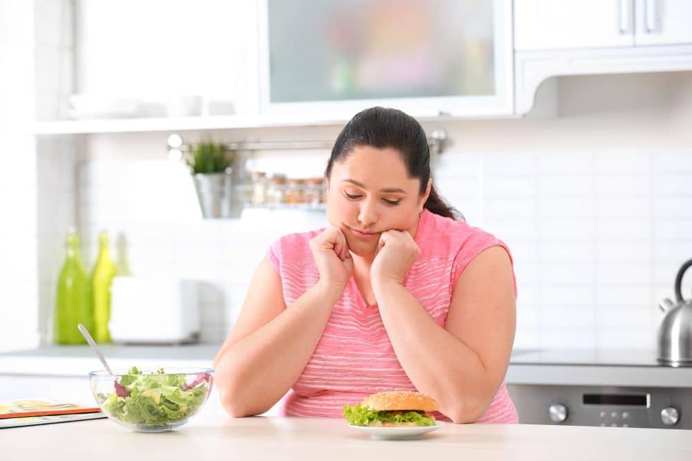 تاثیر استرس بر چاقی
